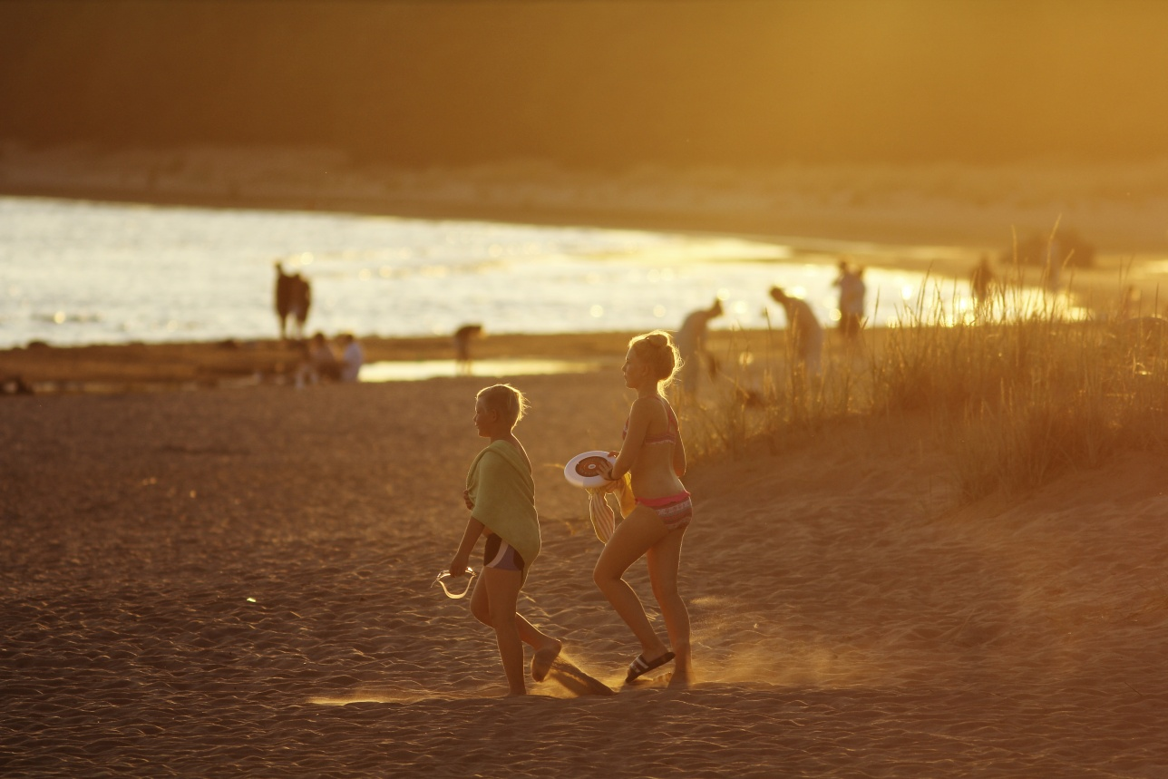 Yyteri beach is part of the internationally acknowledged Natura and nature conservation area.