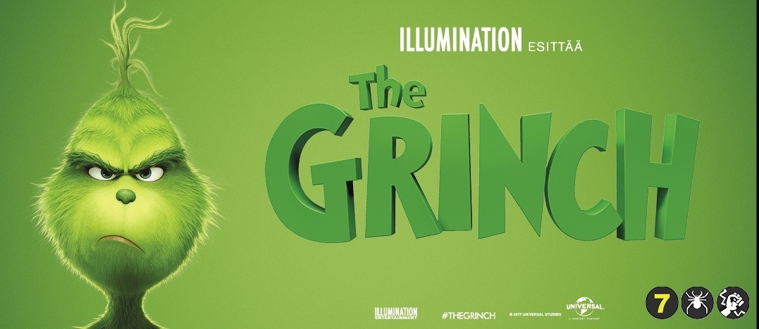The Grinch, Finnkino