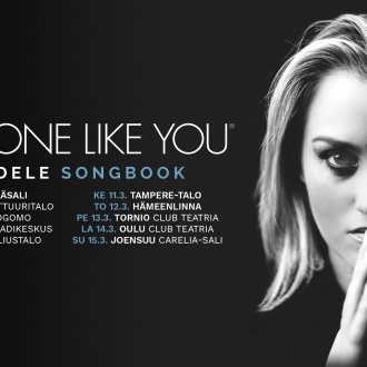 Adele song book