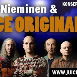 Juice Originals feat. Riku Niemi