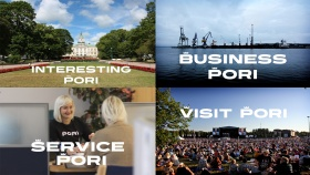 Interesting Pori, Business Pori, Service Pori and Visit Pori